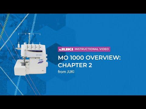 JUKI MO-1000 Overlockmaschine