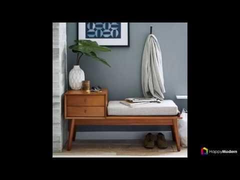 Как сделать уютную и красивую прихожую 🏠 Идеи для интерьера .