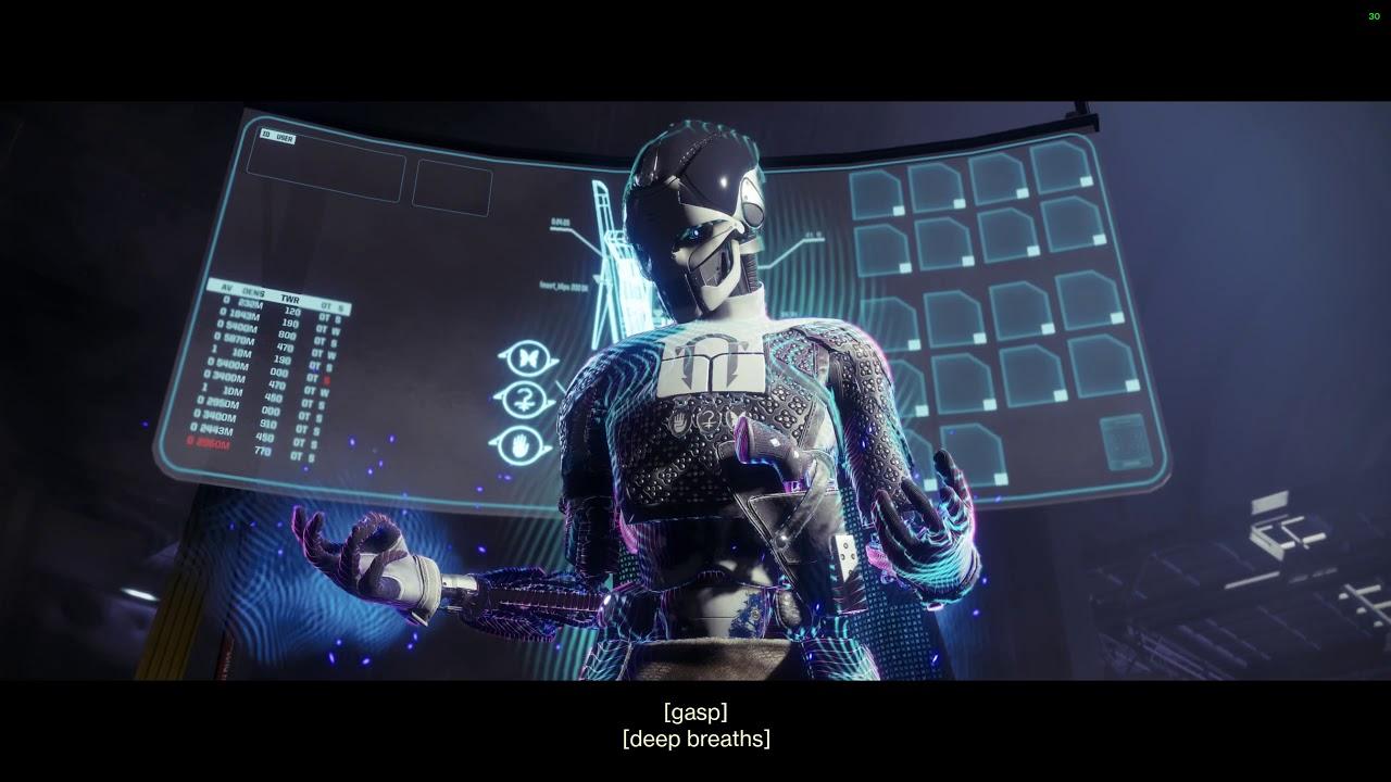 Destiny 2 Obsidian Accelerator