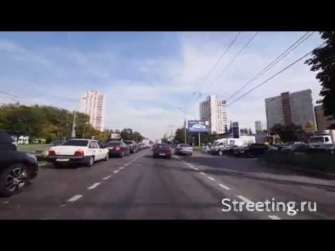 Москва - Волгоградский проспект