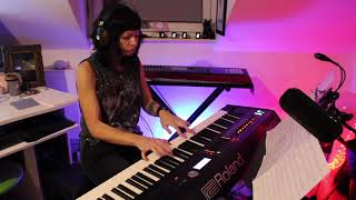 Pearl Jam -  Black -  piano cover