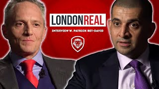 Patrick Bet-David Opens Up On London Real