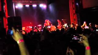 at the drive in tricky falls in el paso tx mantra intro arc arsenal 2012