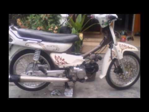 Cah Gagah | Video Modifikasi Motor Honda Grand Velg Jari-jari Keren Terbaru