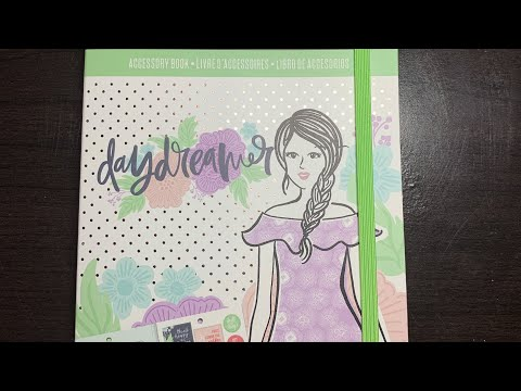 *New* Happy Planner Girl Accessory Book-Daydreamer