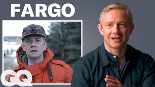 Martin Freeman Breaks Down His Most Iconic Characters | GQ
