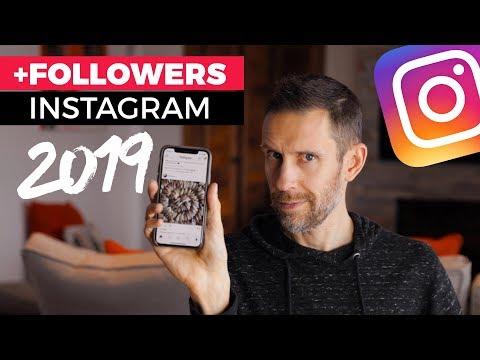 Comment gagner des followers sur INSTAGRAM en 2019 avec ma méthode CPE