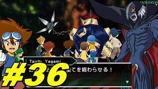 Digimon Adventure PSP Patch V5 Parte #36 - Apocalymon Final