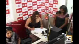 Repeat youtube video Namitha Birthday Celebration at BIG Fm