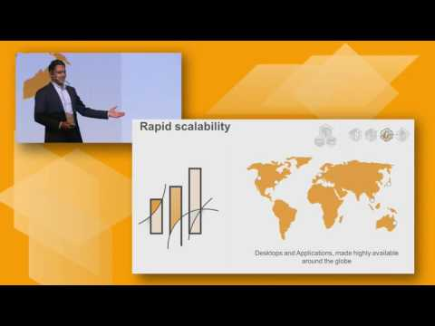 AWS Summit Series 2016 | Singapore: Deliver Managed, Secure Desktop and Productivity on AWS