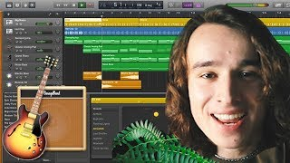 Professional producer tries GARAGEBAND