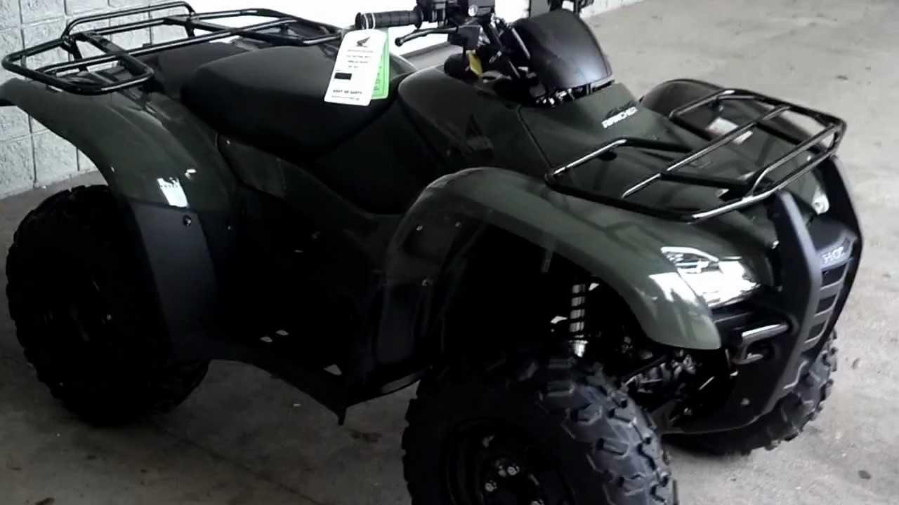 SALE: 2013 Honda TRX420 Rancher ATV 4x4 Wholesale ATV's at ...
