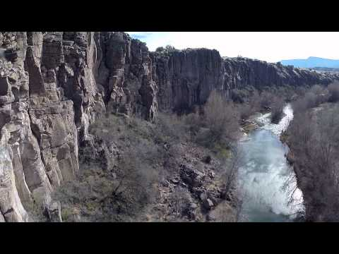 The Verde River between Sycamore Canyon and Tapco, 1/19/14