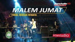MALAM JUM'AT VOKAL IKSHAN WINATA MG 86 PRO HD