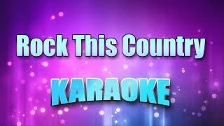 Twain, Shania - Rock This Country (Karaoke & Lyrics)