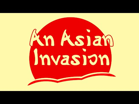 AAA Cultural Show - An Asian Invasion