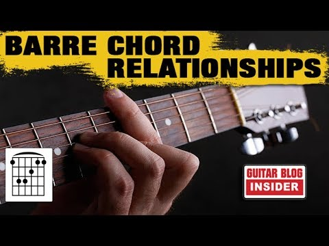 The One Barre Chord Trick Everyone Should Know About