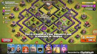 COME ATTACCARE CON GOWIVA!Clash of Clans
