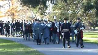 Federal City Brass Band - Gettysburg 11/17/2012