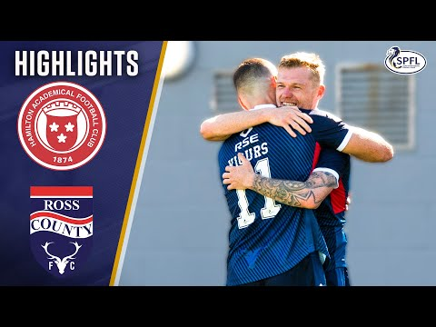 Hamilton Ross County Goals And Highlights