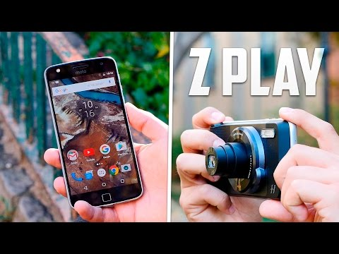 Moto Z Play, review en español