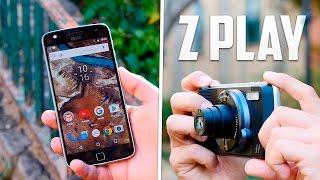 Moto Z Play, review en español