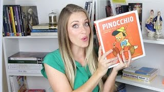 Pinocchio: The Making of the Disney Epic Art Book Review | Rotoscopers