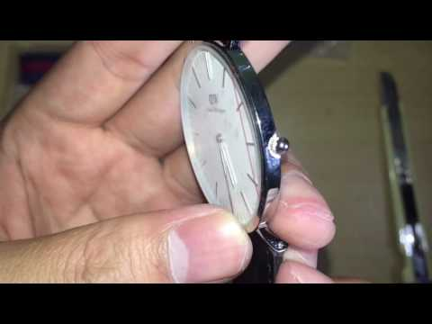 Unboxing jam tangan Daniel Wellington  , original atau kw(fake)?