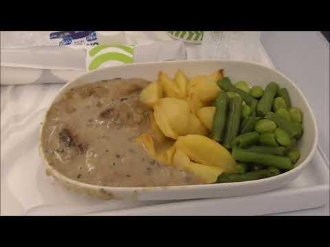 Finnair flight London to Helsinki