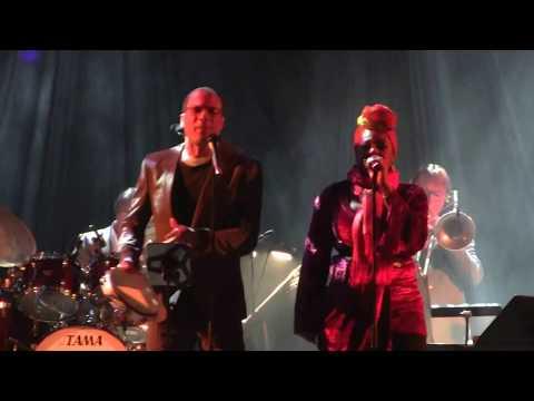 MIRIAM MANDIPIRA & BOBO MORENO with Tivoli Late Night Orchestra 1/ - May 2018