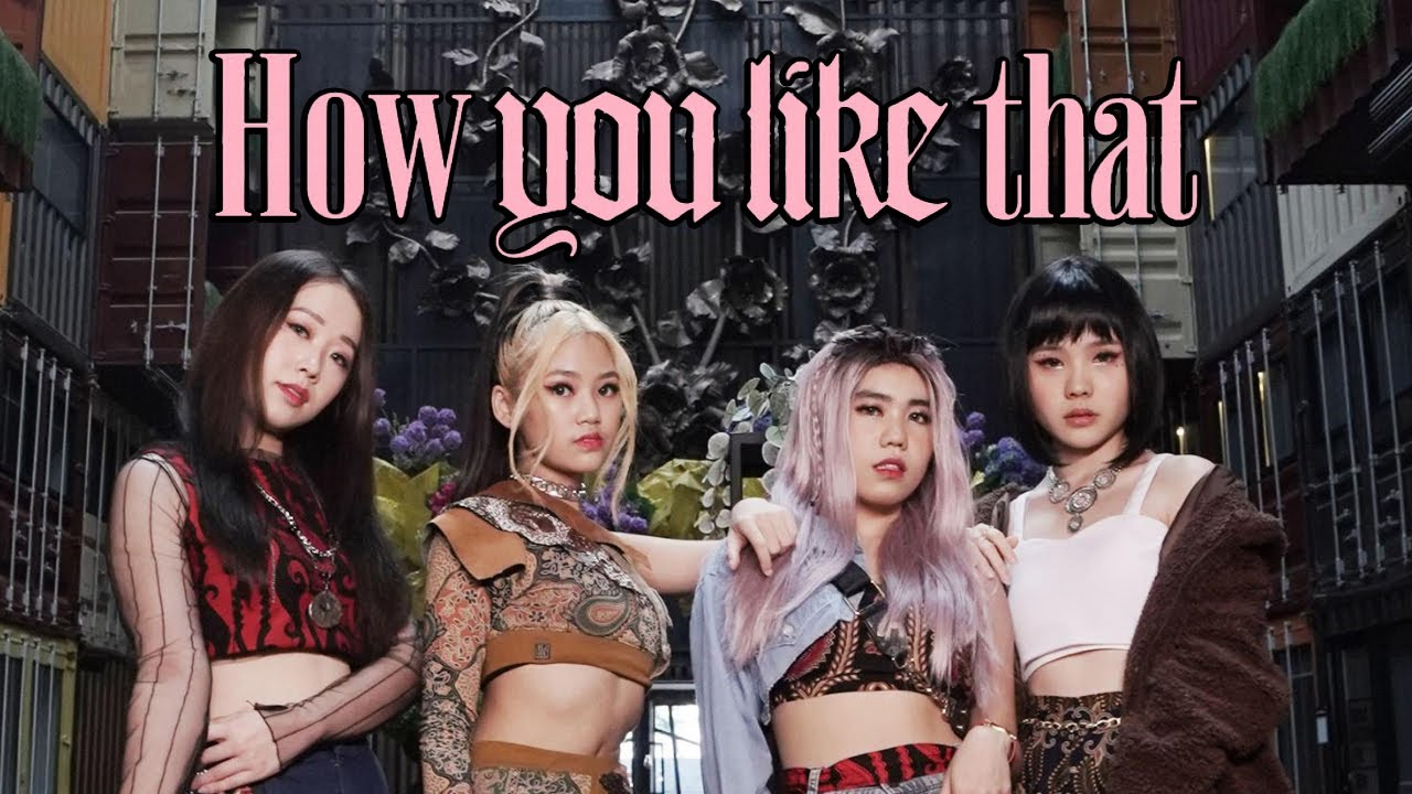 BLACKPINK - How You Like That Dance Cover MV Indonesia