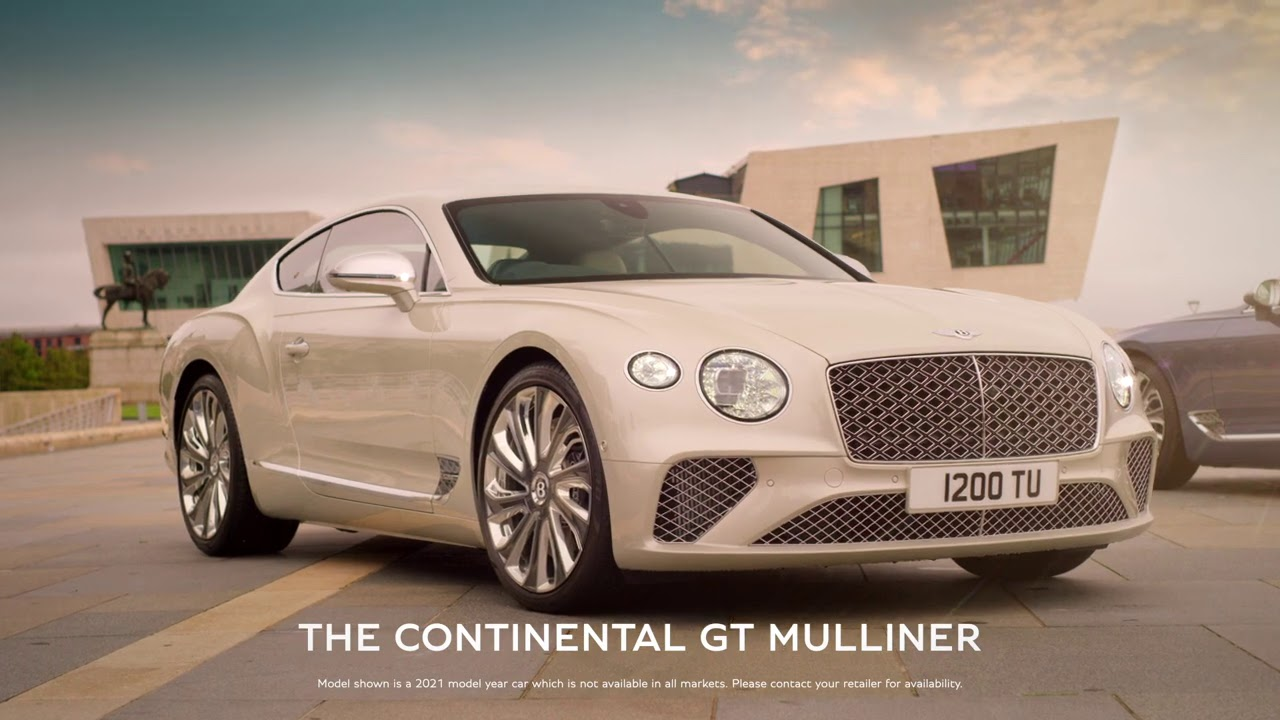Continental GT Mulliner – The Luxury Pinnacle of the Continental GT Family | Bentley Motors