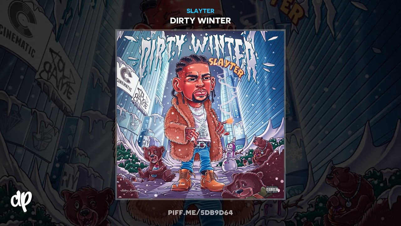 Slayter — FIRST TIME IN PARIS [Dirty Winter]