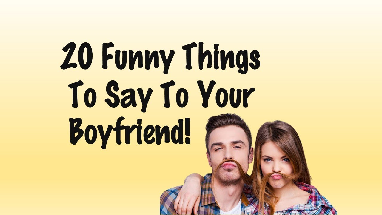 Things a guy witty to to say 8 Funny