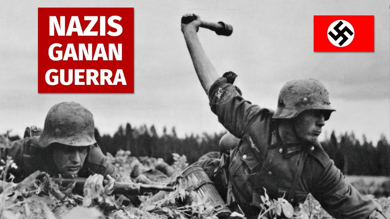 卐🇩🇪 ¿Y si los NAZIS hubieran GANADO la GUERRA? ⚔️
