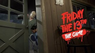 ÉPICO ! EL JUEGO OFICIAL DE JASON - FRIDAY 13 THE GAME VIRTUAL CABIN