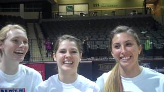 Gambar cover Briana Hughes, Madison Ekis, Reanna Schelhaas National Championship 12 01 12