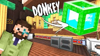 "Minecraft Experts 3 | A ""DONKEY"" FOR ETHO 