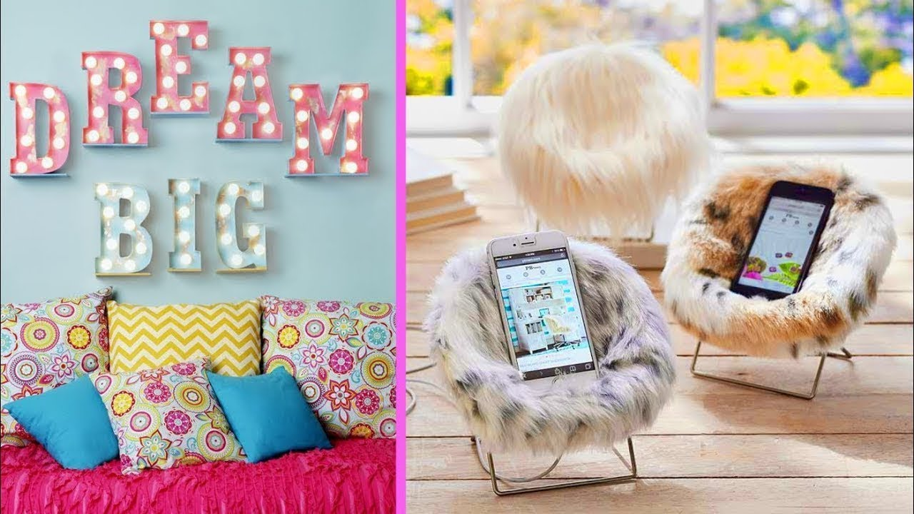 5 TUMBLR CRAFTS TO DECORATE YOUR ROOM. ROOM DECOR CRAFTS ... on Room Decor Manualidades Para Decorar Tu Cuarto id=39768