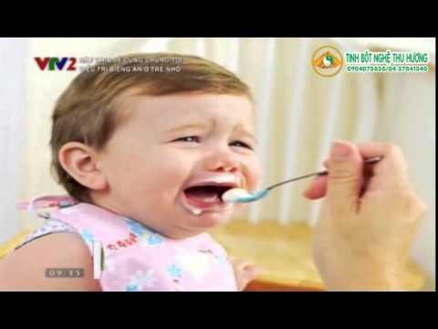 Nguyên nhân nào dẫn đến trẻ biếng ăn?