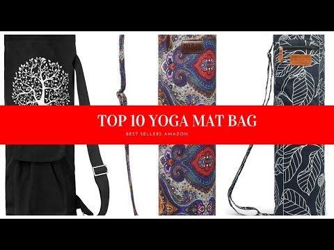 ✔️ TOP 10 BEST YOGA MAT BAGS �� Amazon 2020
