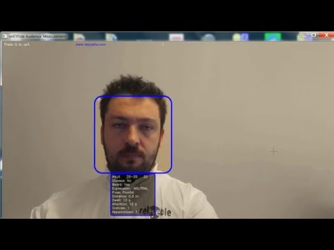 Facial Expression Detection