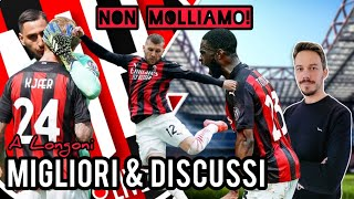 BELLA CLASSIFICA!!! MIGLIORI & DISCUSSI!!! - Milan Hello - Andrea Longoni