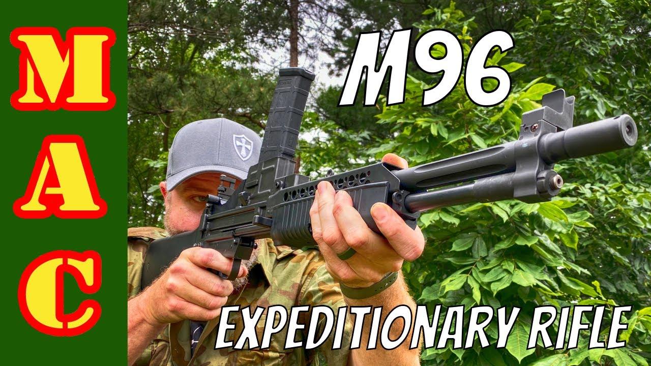 Legendary M96 Expeditionary Rifle! A Resurrection?