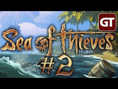 Let's Play Sea of Thieves PC #2 - Sea of Thieves Gameplay German / Deutsch