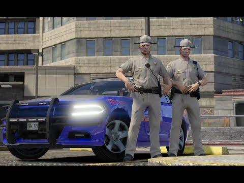 GTA 5 Roleplay | SA'F LIVE | State Patrol #14 | NEW PC!