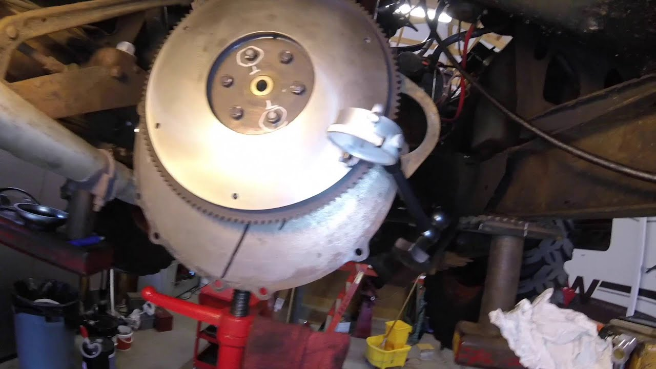 1953 willys cj3b jeep clutch replacement part 2 [ 1280 x 720 Pixel ]