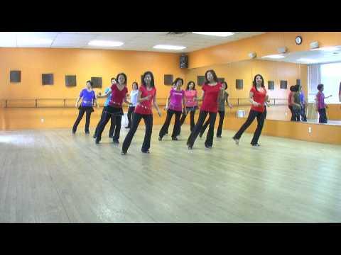 Zaleilah - Line Dance (Dance & Teach in English & 中文)