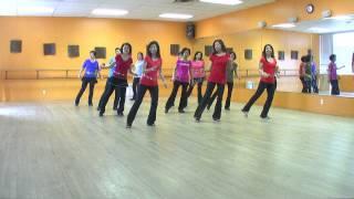 zaleilah line dance dance teach in english 中文