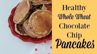 Healthy Whole Wheat Pancake Recipe